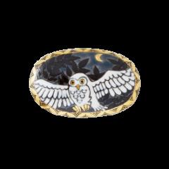 フクロウ森の狩人(Pt)<br>夜の賢者、白梟