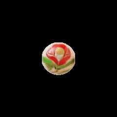 椿(15mm)<br />Camellia
