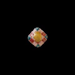 アーガイルスカル紋G ピンク(17mm)<br />Argyle Skull pattern G Pinオシャレ男子に